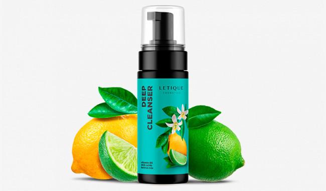 Пенка-баланс для глубокого очищения кожи лица