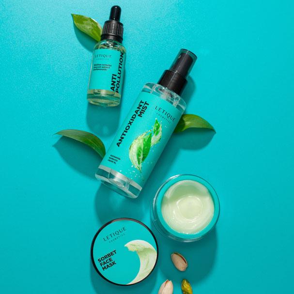Antioxidant Face Set
